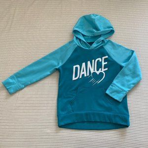 Girl's Justice hoodie, size 8